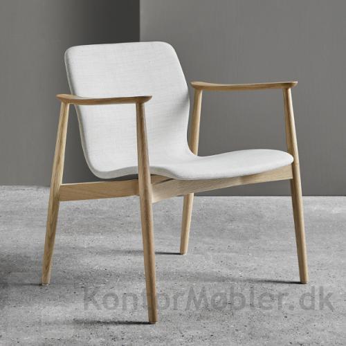 Butterfly Classic Lounge har et enkelt og slankt design