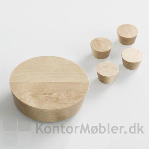 Birk magneter til startersættet