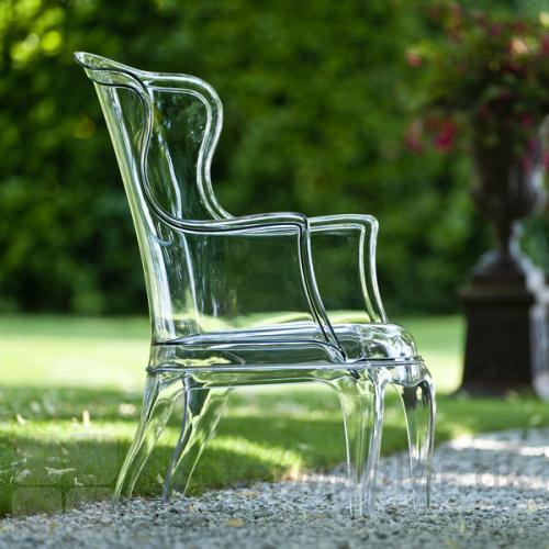 Pasha stolen kan også bruges udendørs