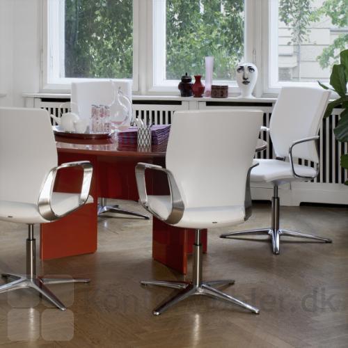 Moteo Style drejestol har et flot design