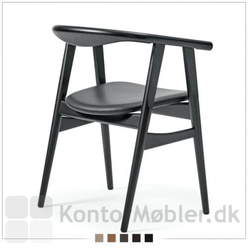 Getama stol model 525 er flot til spisebordet