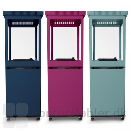 Sunwood Marino terrassevarmer kan nu bestilles i mange RAL farver mod et tillæg og ved bestilling af 4 stk