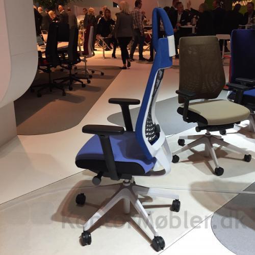 Joyce kontorstol med høj ryg