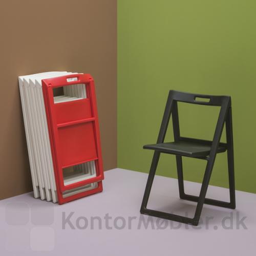 Enjoy klapstol egner sig til at blive brugt