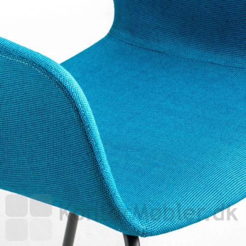 Babila soft armstol med polstring giver en ekstra god siddekomfort