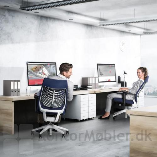 Fri bevægelighed med Joyce kontorstol
