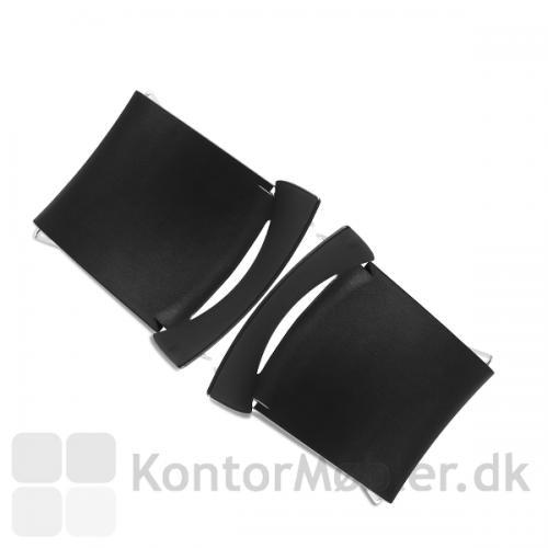 Icon kantinestol kombinerer design med ergonomi
