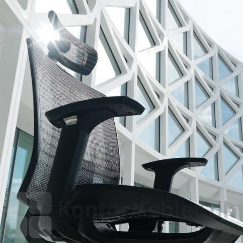 Air One kontorstol til indretning af den moderne arbejdsplads