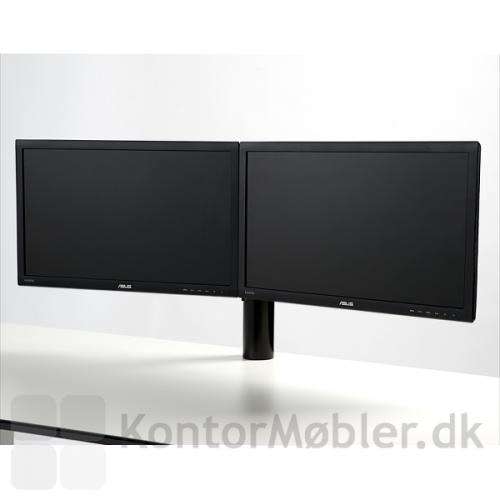 Future Flex skærmarm med 2 arme
