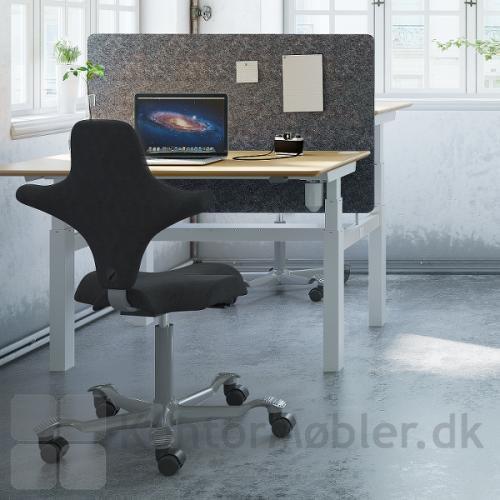 Conset 501-88 dobbeltbord kan bestilles med mindre bordplader