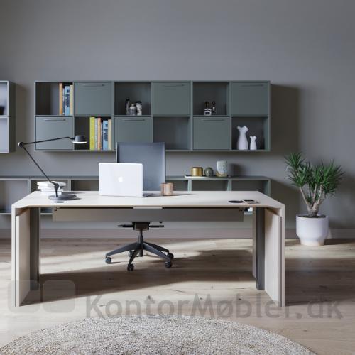 Dencon gavlbord giver kontoret et smukt og stilfuldt udtryk