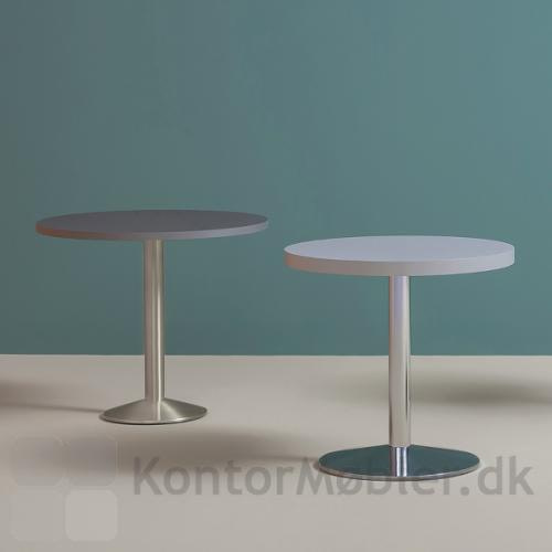 Tonda cafébord til restaurant eller cafémiljø