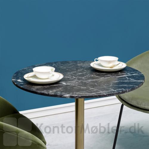 Inox cafébord