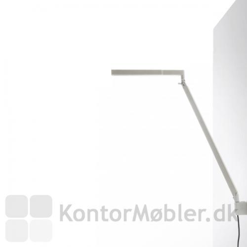 Bap LED væglampe i hvid