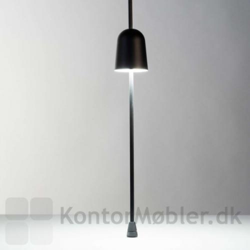 Ascent bordlampe giver en god arbejdslys