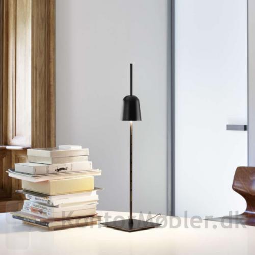 Ascent bordlampe er velegnet som læselampe
