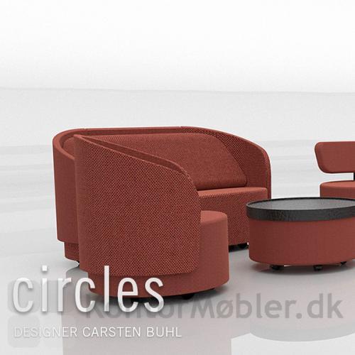 Circles stol