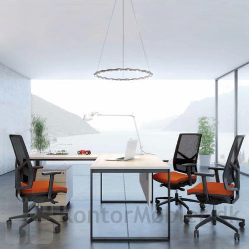 Omnia i et kontor miljø