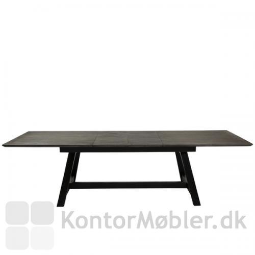Dumas mødebord med to tillægsplader - 300 cm