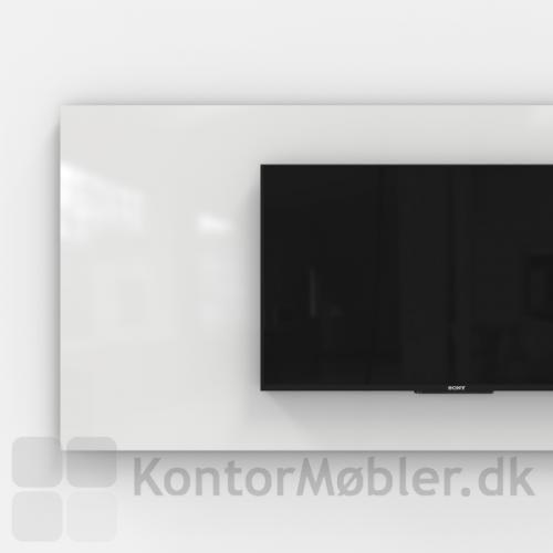 Air TV whiteboard fra Lintex er en elegant og praktisk løsning.