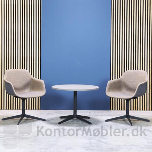 FourMe Loungestole med bord til lounge område