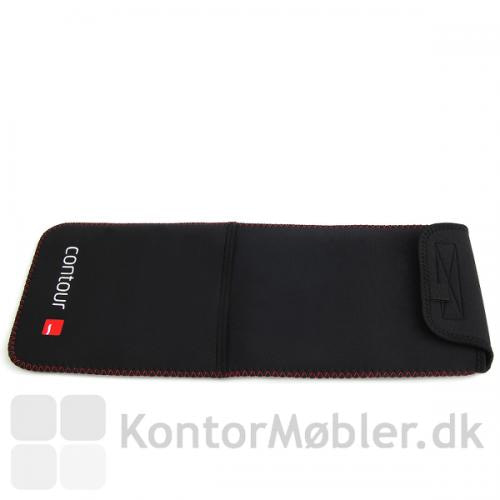 Contour Travel Kit med Sleeve, som beskytter Rollermouse, tastatur og Laptop stand ved transport