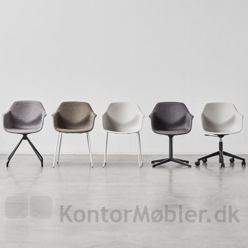 FourMe serien giver mulighed for, at vælge den ønskede stil, der passer perfekt ind i indretningen