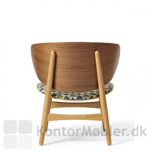 GE 1936 Wegner stol med det flotte design ryglæn