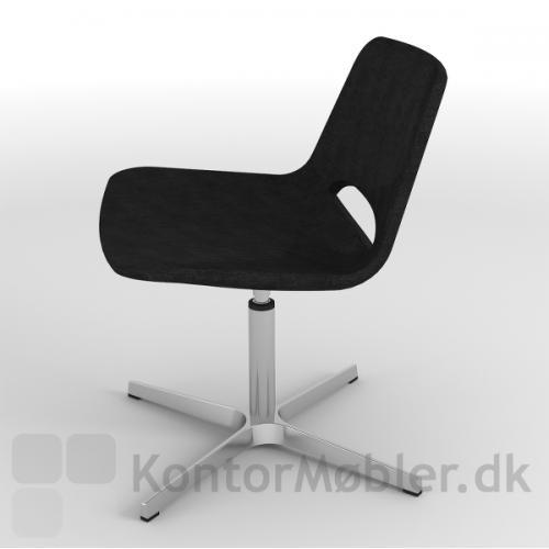 Frigg Lounge stol med god siddekomfort