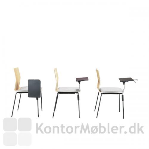 Inno®Note ses her på Four Cast´2 Four mødestol