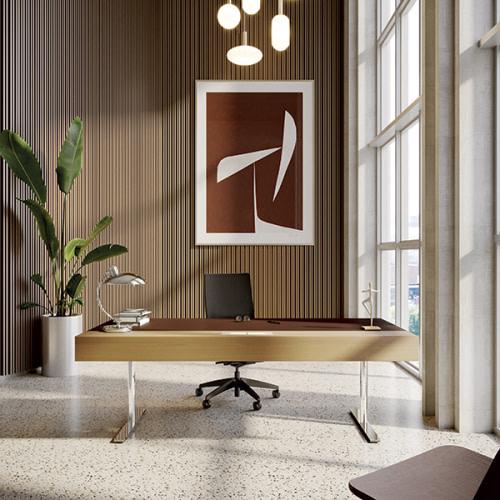 Delta X chefbord - Dencons ultimative eksklusive hævesænke bord