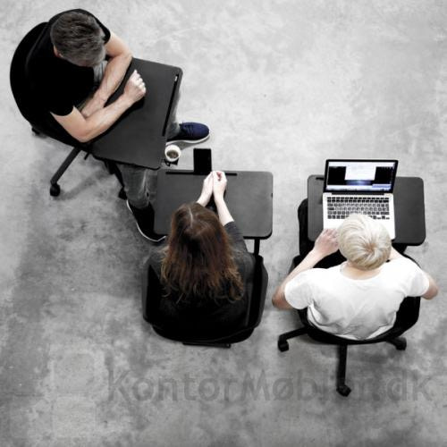 Four Sure 66 med Inno®tab, giver fleksible muligheder i undervisning eller ved møder og konferencer