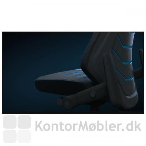 BackForce One har synkronmekanisme i sæde og ryg