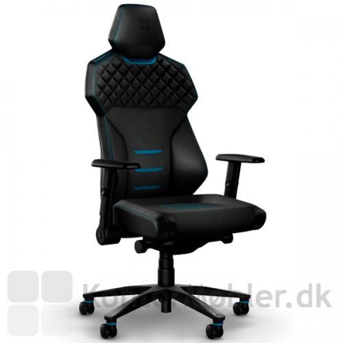 BackForce One Blue har fantastisk siddekomfort, på højde med den bedste ergonomiske kontorstol.