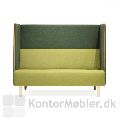 Kenzo High Back sofa
