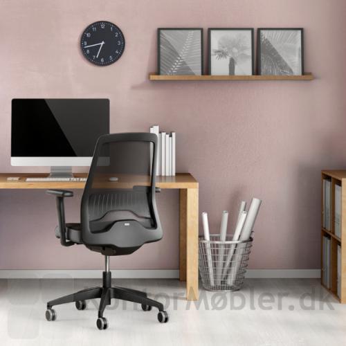 Every kontorstol er også velegnet til hjemmekontor