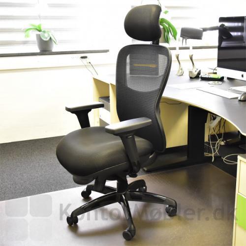 Athos - 24 timers gamerstol til kontoret
