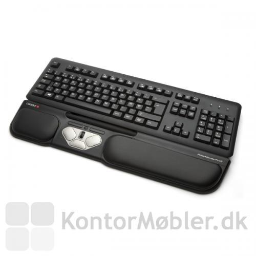 Contour Rollermouse Pro3 med tastatur