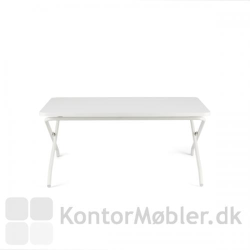 StandUp Minidesk fra Matting i hvid.