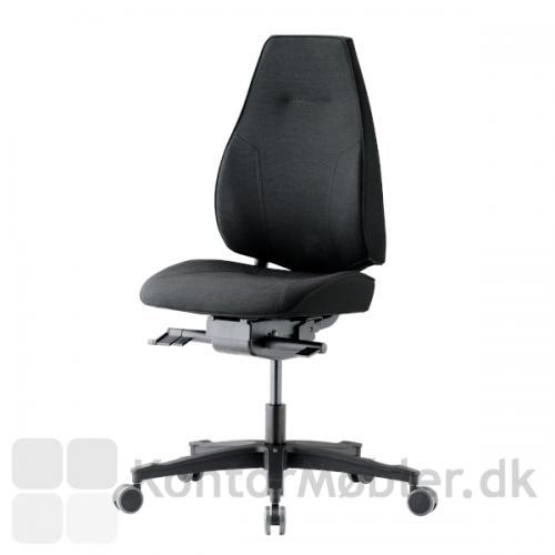 Lanab 6340 ergonomisk korrekt kontorstol