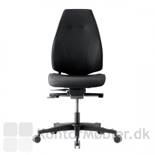 Lanab kontorstol 6340 uden armlæn