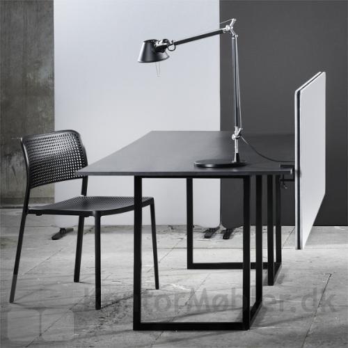 Edge bordskærm, frontmonteret til hjemme arbejdspladsen