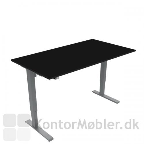 Basic hæve sænke bord i laminat
