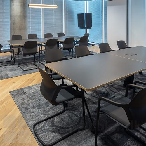 Create gulvtæppe til møde- eller konferencerum