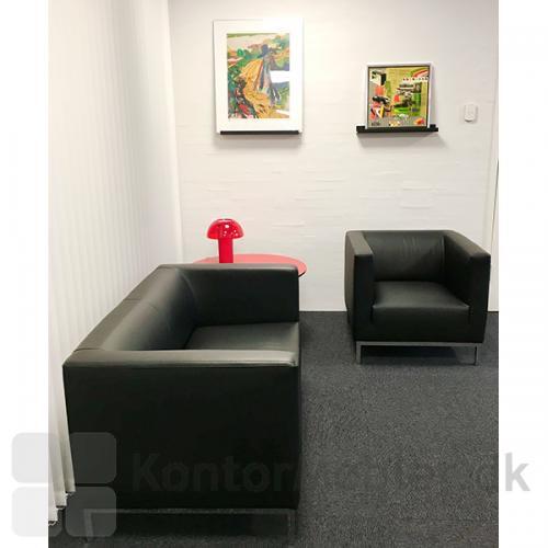 Argo loungemøbler pryder ethvert venterum.