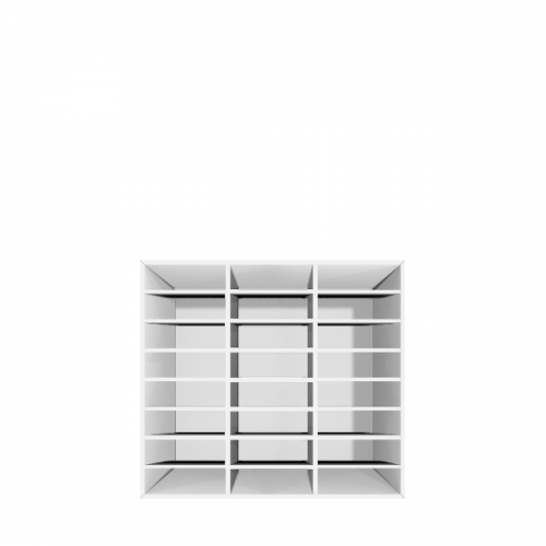 Postreol med 24 eller 36 rum
