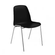 Selena plastic stol til fælleshus >idrætshal