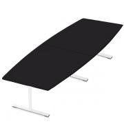 Delta to-delt bord i linoleum / Nano
