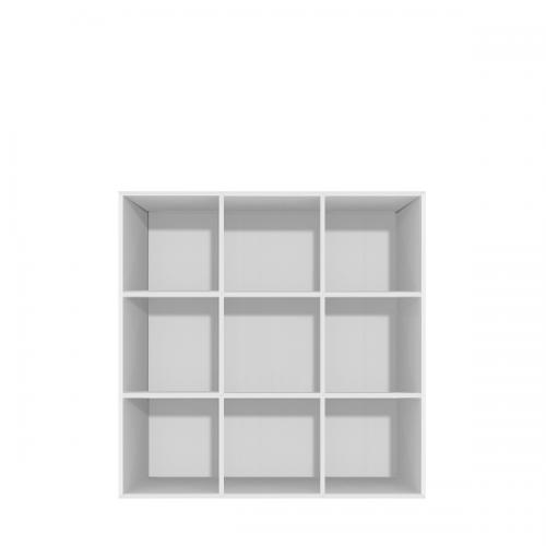 Skab med 9 rum