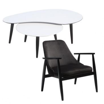 Komplet Lounge møbelpakke